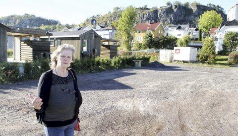 Kritisk: Thove Bringaker (V) mener at lavterskelboligene i sin nåværende form ikke er egnet til å ha midt i boligområder. Foto: Magnus Franer-Erlingsen
