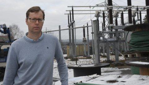 Rett tid: – Tidspunktet er riktig for å ta en diskusjon om Kragerø Energis framtid, sier tillitsvalgt Jon Bohlin i NITO. Foto: Jon Fivelstad