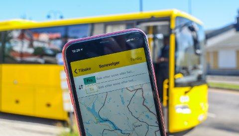 Kollektivtransport: – Gode bussforbindelser til Grenland og Neslandsvatn må det jobbes for, skriver Magnus Straume blant annet i dette innlegget.Arkivfoto: Sondre Lindhagen Nilssen
