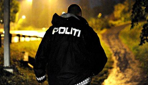 TAR SAKEN ALVORLIG: Politiet kommer til å følge med på om det blir noe masseslagsmål i kveld.