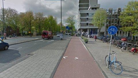 FORBILDE: Amsterdam og andre byer i Nederland bør være et forbilde for sykkelbyen Lillestrøm, mener kommunedirektøren.