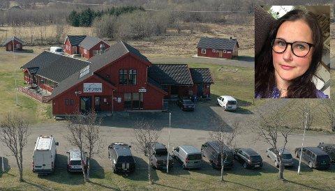 Mona-Ann Ludvigsen har solgt Lofoten Turistsenter på Alstad.