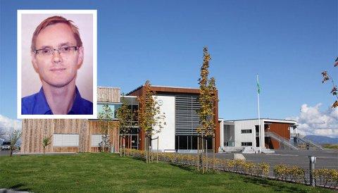 Jan Boris Stene ble forbikjørt da han kjørte forbi Ranheim skole.