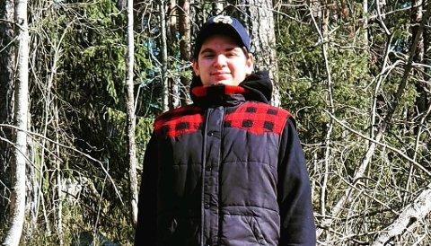 Mustafa Duzcu (15) fra Mortensrud i Søndre Nordstrand.
