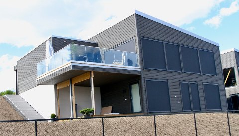 SOLGT: Denne boligen i Berghellinga ble solgt for 7.763.998 kroner i juli og er det dyreste huset som ble solgt i Gjøvik kommune.