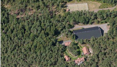 Familien Smith-Kielland bor landlig til på Holtane på Tjøme.