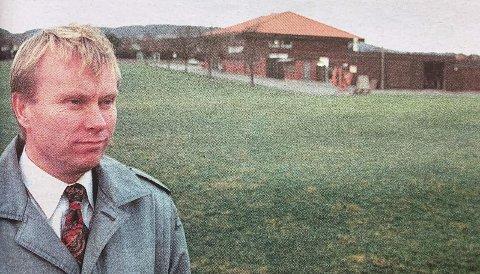 OPTIMIST: Prosjektleder Rune Frønes er fortsatt optimist selv om Svein Mundal i Norges Fotballforbund bekrefter at de ikke vil støtte økonomisk en treningshall på Kjølnes.