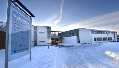 Styrke: Rektor ved Universitetet i Nordland, Pål Pedersen mener en fusjon mellom UiN, HiNe og HINT vil styrke utdanningsnivået. Foto: Øyvind Bratt