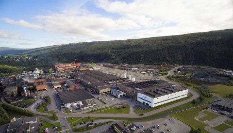 Leserbrevskribenten mener at norsk industri ikke er avhengig av EØS-avtalen. Bildet viser Mo Industripark.
