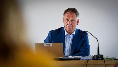 Rådmann Robert Pettersen sier det ikke var økonomiske årsaker til endringene ved Hauknes omsorgsbolig, men heller et ønske om økt kvalitet og fagkompetanse.