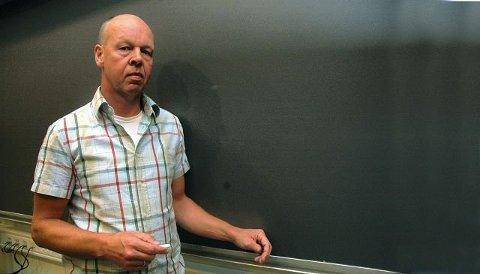 Beklager: Thomas Nordahl legger seg flat for kritikken etter sine uttalelser om Fagernes skole.