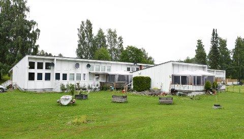 Rett skole: Fredheim skole i Rørsvegen ble lagt ned tidlig på 2000-tallet.