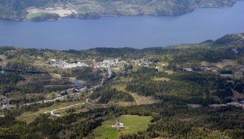 Sollihøgda er ikke tilknyttet det kommunale renseanlegget. Det gir ekstrakostnader for innbyggerne som har postadresse her.