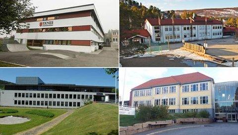 GJEV PRIS: Vang skole er en av fire nominerte skoler i Buskerud.