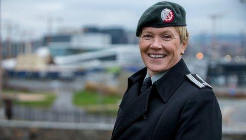 I BELGIA: Hønefoss-kvinnen Geirhild Snildal Engen opplever for tiden korona-situasjonen i Belgia.