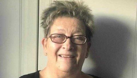 SAVNET: Irene Ruud Gundersen er savnet etter skredet i Gjerdrum.