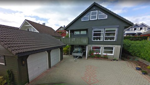 Denne boligen i Skogstjernevegen er blant de billigste i kommunen.