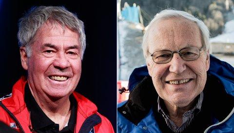 Egil Olsen og Arne Scheie kommer til Kristiansund på sin quizturné.