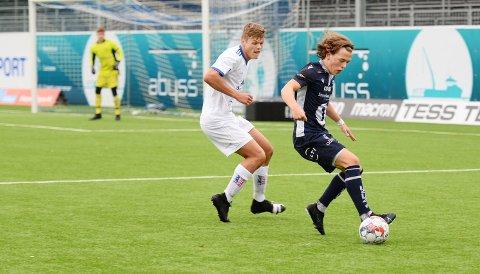 Brede Børset Andresen og KBK 2 vant mot Tore Bæverfjord og Surnadal lørdag.