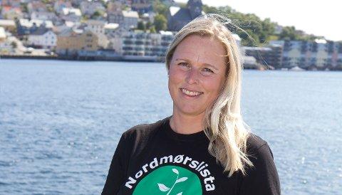 Linda Dalseg Høvik er gjenvalgt som styreleder i Nordmørslista.