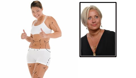 – Når voksne, som skal være gode forbilder for barn og unge, legger ut et bilde av en helt normal kvinne og foreslår at hun kan fjerne litt fett her og litt fett der, da sender vi ut helt gale signaler, sier generalsekretær Irene Kingswick i ROS – rådgivning om spiseforstyrrelser.