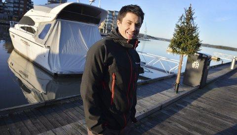 SOLGT: Nils-Ingar Aadne har solgt selskapet iStage, hvor han er med på eiersiden og er styreleder.