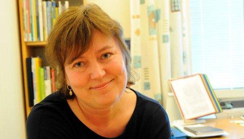 KONTAKTPERSON:Lise Fjellstad er enhetsleder barn, unge og familier, som inkluderer Utekontakten.