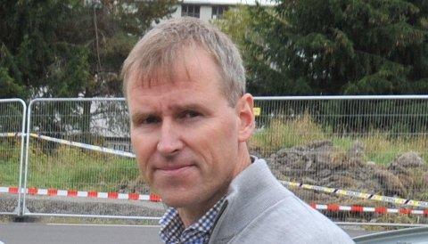 PLANSJEFEN: Kommunalsjef Gunnar Prøis har på ulike måter jobbet med plansaker i Nittedal siden 2007, blant annet som avdelingsleder og enhetsleder.