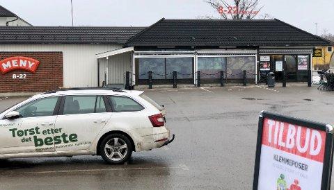 MENY RÅEL: Butikken på Råel har vært en del av Meny like lenge som kjeden har eksistert.