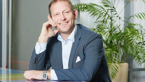 IKKE SÅ BRA: – Sammen med de rekordhøye konkurstallene vi presenterte nylig, tegner det seg et bilde av at det kanskje ikke står så bra til i norsk næringsliv som mange later til å tro, sier administrerende direktør Eirik Gundersen i Bisnode.