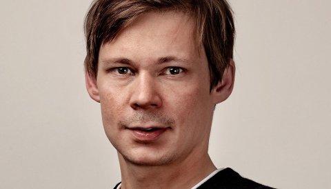 ØVERSTE LEDER FOR MUSIKKEN: Mats Borch Bugge (43) går inn i den nyopprettede stillingen som musikksjef i NRK.