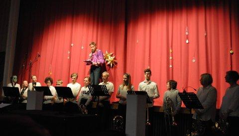 SJEFEN:Kulturskolerektor Svein Gjelten Bakken ønsker velkommen og god tur