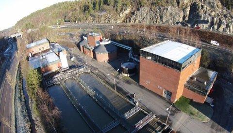STOR INVETSERING: Det ligger an til at Ås og Nordre Follo kommuner vil godkjenne investeringer på over 700 millioner kr i renseanlegget på Vinterbro frem mot 2040.