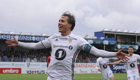 Viktig: Anders Ågnes Konradsen, Rosenborg. Foto: Anders Tøsse / NTB scanpix