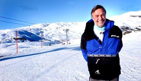 Tidligere Voss-ordfører Bjørn Christensen er talsmann for grupperingen som jobber for å se på mulighetene for et OL på Voss, i Bergen og Stavanger.