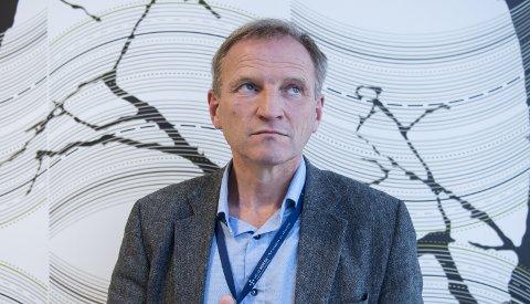 Eivind Hansen, direktør i Helse Bergen.
