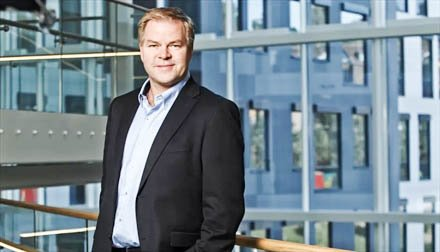BILDEKK. Dag André Johansen, RAC Group. Solgte Dekk1-kjeden.