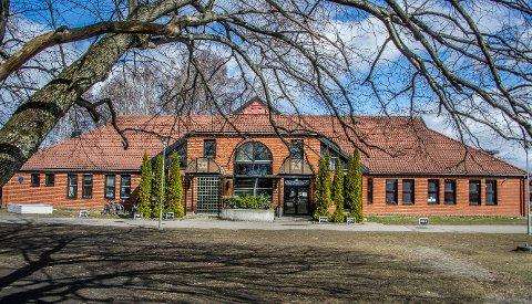 Childrens International School ved Gamlebyen har plass til 231 elever.