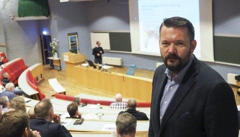 Viktige investeringer: Narvik må strekke seg langt for å få realisert en ny barneskole snarest, sier direktør i Narvikregionen Næringsforening, Svein Erik Kristiansen. Arkivfoto: Terje Næsje