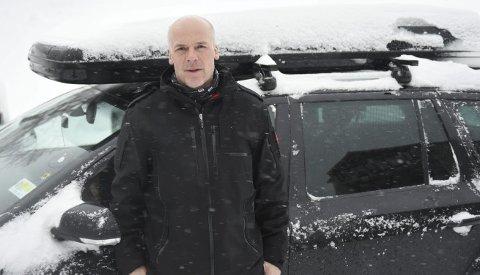 SA JA: Svein Sommerseth svarte ja da han ble bedt om å overta som leder, igjen. Foto: Kolsvik