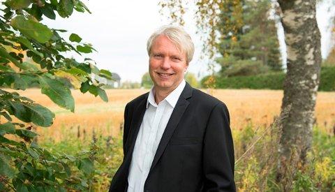 Terje Kisamoen er ansatt som ny avdelingsbanksjef ved Odal Sparebanks kontor på Skarnes i Sør-Odal.