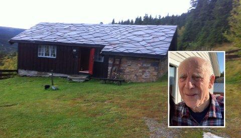 Setereier Kjell Gunnar Hovde synes det er vondt og ubehagelig med innbrudd. Han ble frastjålet en gammel jøtul-komfyr, og tyvene ødela store deler av gulvet inne på setra.