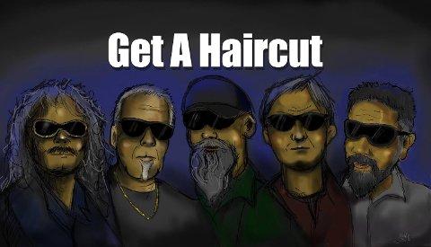 LØRDAG: Get A Haircut i Musikk-Kjeller`n.