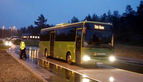 Kolumbus innfører sikkerhetstiltak etter at ungdomsrådet i Tysvær fremmet bekymring for trafikksikkerheten på bussene mellom Aksdal og Haugesund.