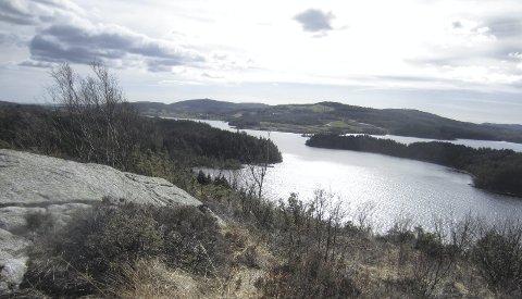 Tysvær: Søre Åsen ligger ved Falkeid i Tysvær. Foto: Anne Rees Halvorsen