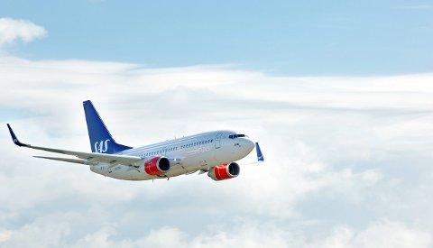 Store: Enkelte tror at flyselskap som SAS og Norwegian ønsker å lande på Hauan.