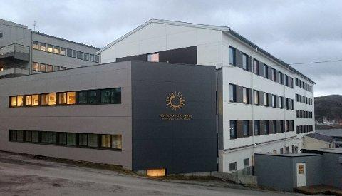LAVERE ENN ANTATT: Finnmarkssykehuset hadde ni færre tilfeller av lovbrudd enn NRKs gjennomgang gav inntrykk av, ifølge Finnmarkssykehusets kommunikasjonssjef.