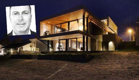 26 MILL: John Fredrik Kvalsund (51)  har kjøpt Tromsøs dyreste villa.