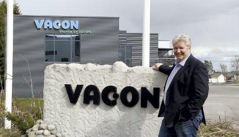 Vinnerkultur: Vacon AS har klart å skape et godt bedriftsmiljø der man presterer og trives i hverandres selskap. Dette er Per Halvor Rønningen sikker på at vil bestå også med nye eier.