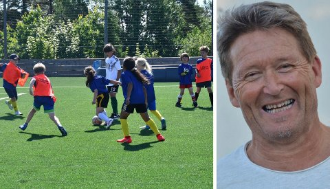 Lag i aldersbestemte klasser med spillere under 20 år trener som vanlig på Kragerø stadion. Sportslig leder i KIF fotball, Per Apelseth, mener det er viktig å holde i gang aktiviteter og tilbud.